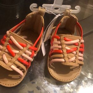 Cute sandals for you baby girl